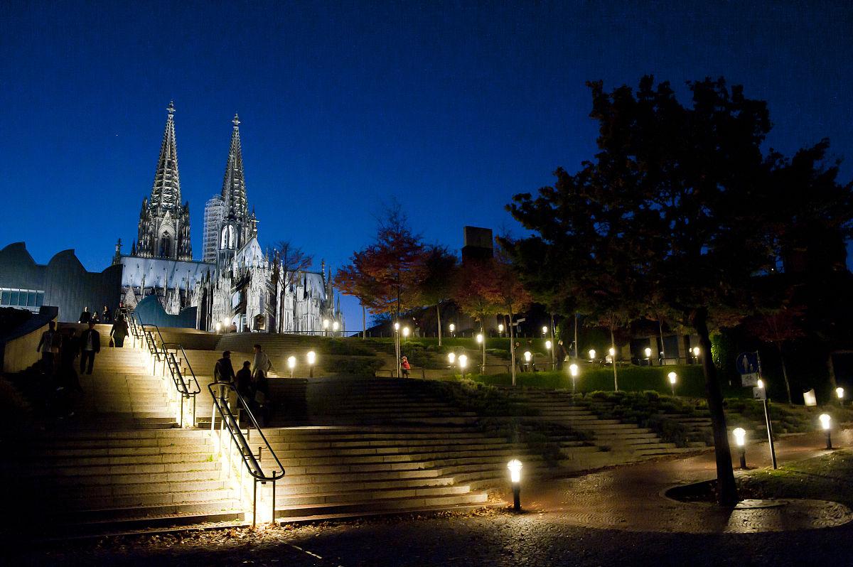 户外,中世纪时代,哥特式风格,欧洲,公园,宗教建筑,德国,教堂,大教堂图片