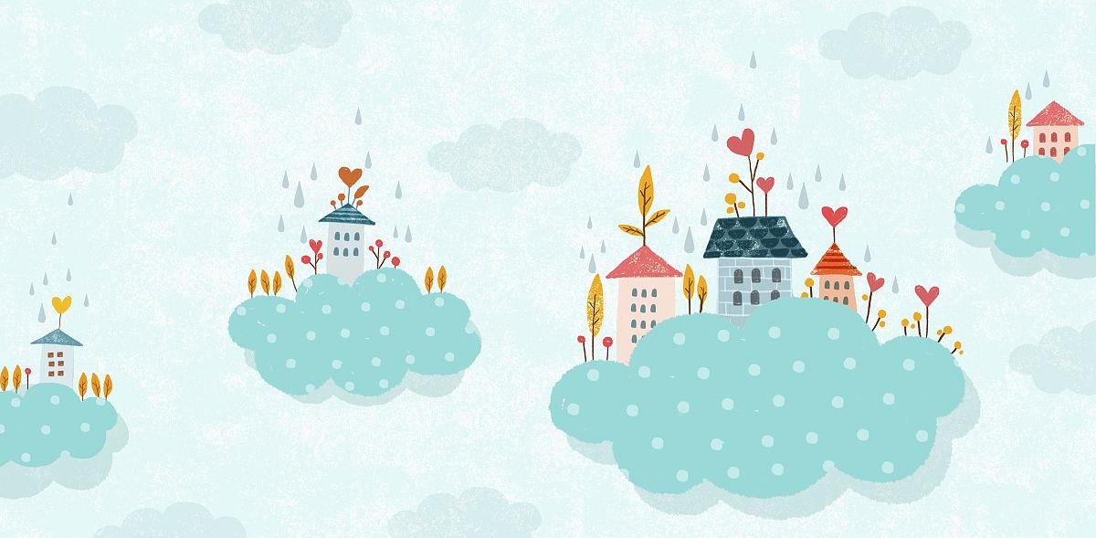 梦想,做美梦,想象,城市,都市风光,大城市,都市风景,城镇,乡村,云图片