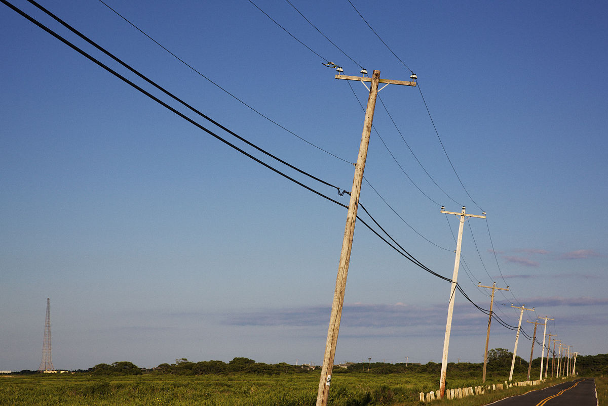 电缆,路,户外,田园风光,斜靠,电线杆,彩色图片,电话线,档案,无人图片