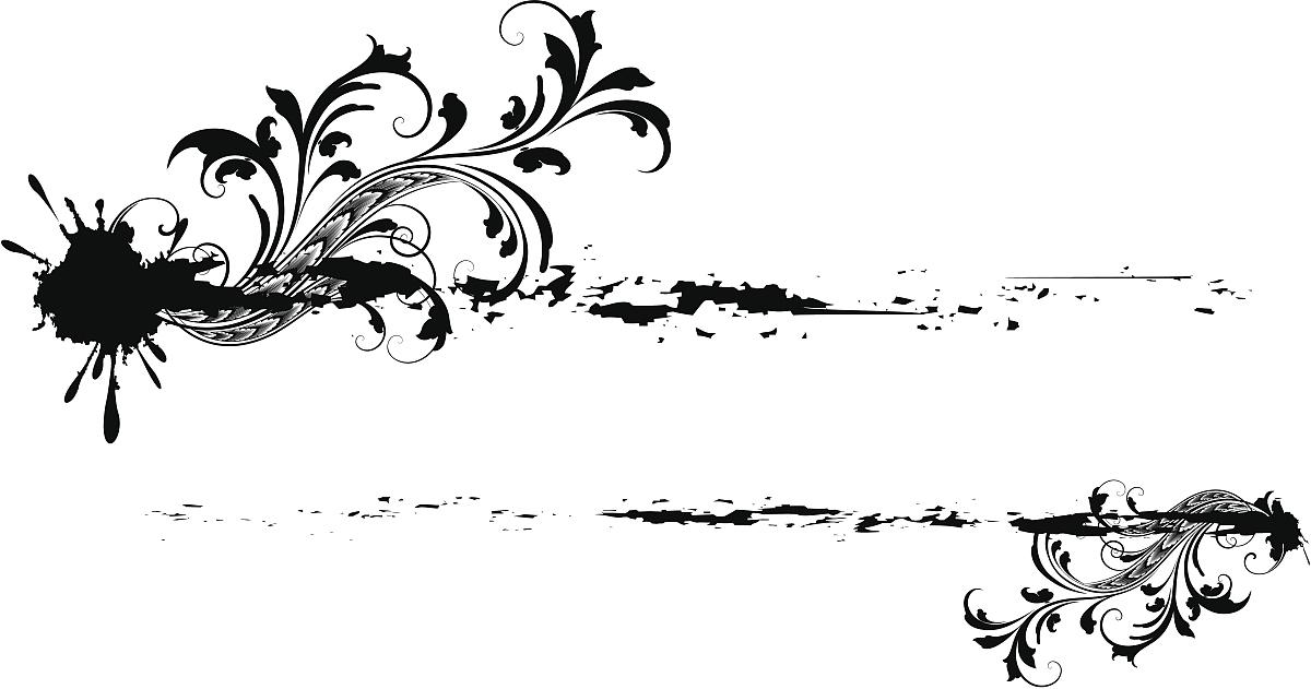 古董,溅,喷溅,花纹,矢量,阿拉伯风格,装饰镜板,花形图案装饰,花体图片