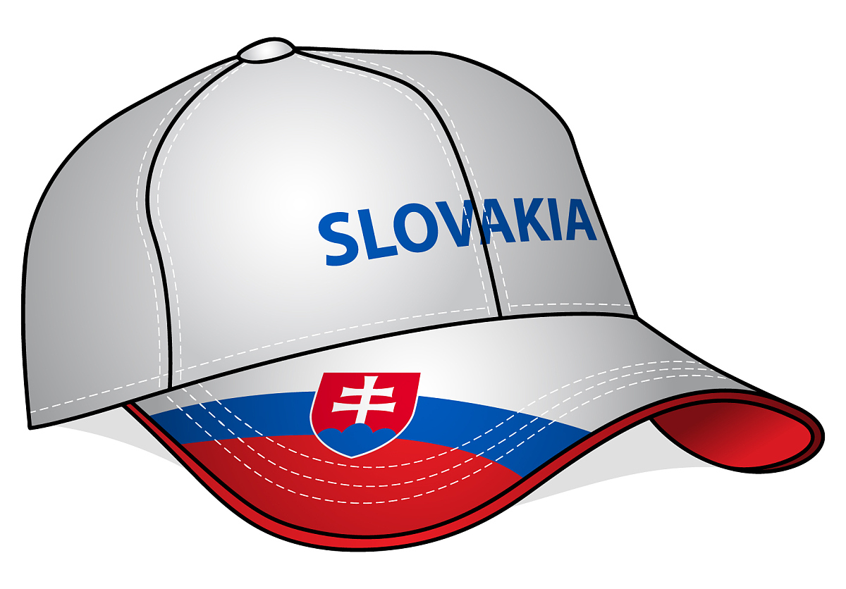 帽子_棒球帽-斯洛伐克