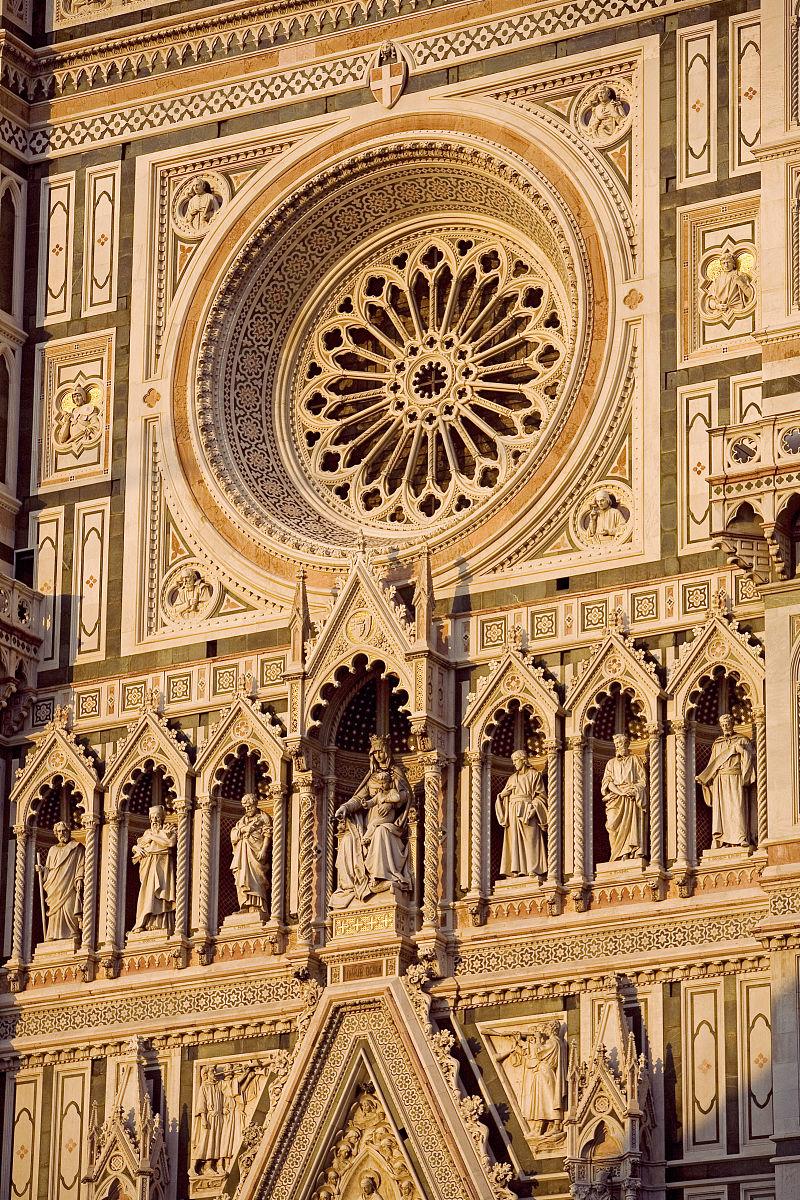 哥特式风格,欧洲,特写,雕塑,宗教建筑,文艺复兴,意大利,雕像,教堂,大图片