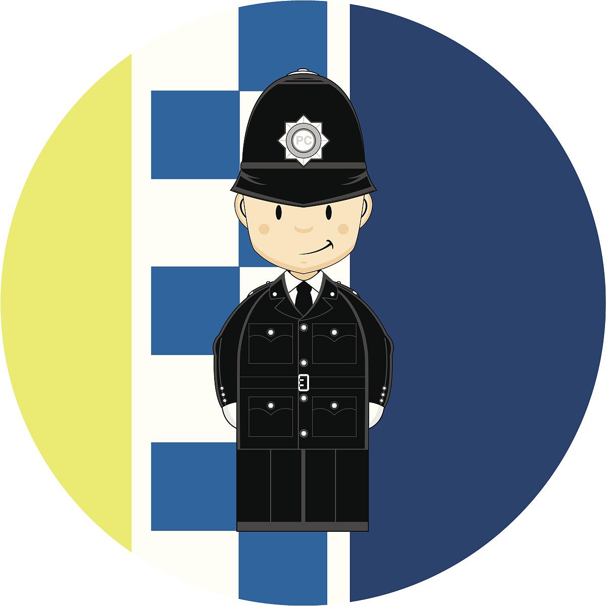 警官�y�-��+_制服,帽子,领带,微笑,头盔,警官,铜,英国文化,英国文化,头饰,法律