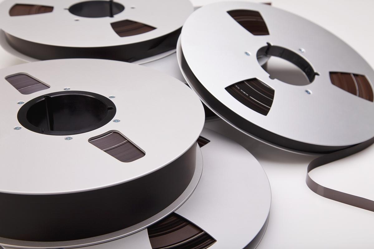 录音磁带卷磁带