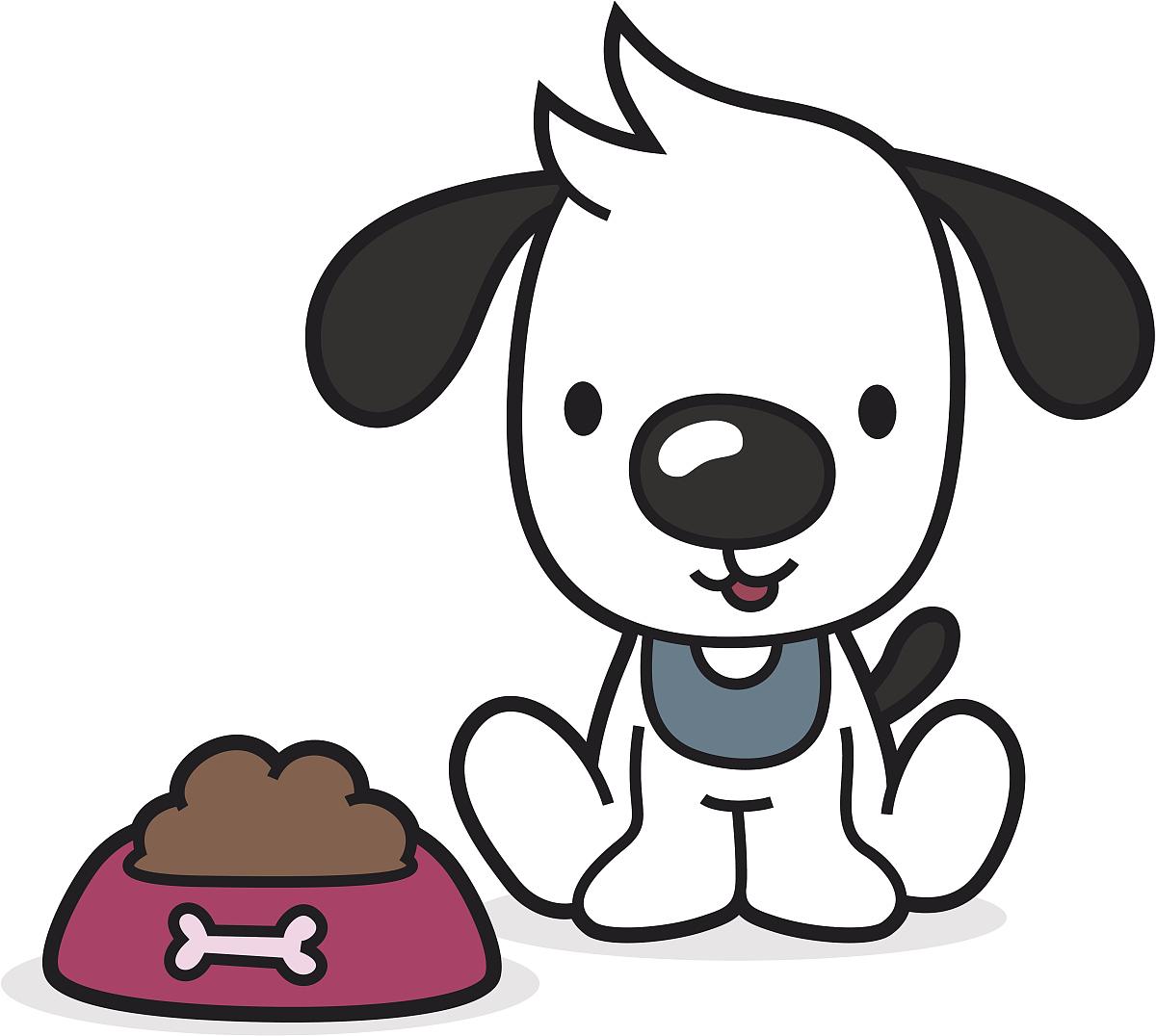 Cartoon Dog Clip Art Free