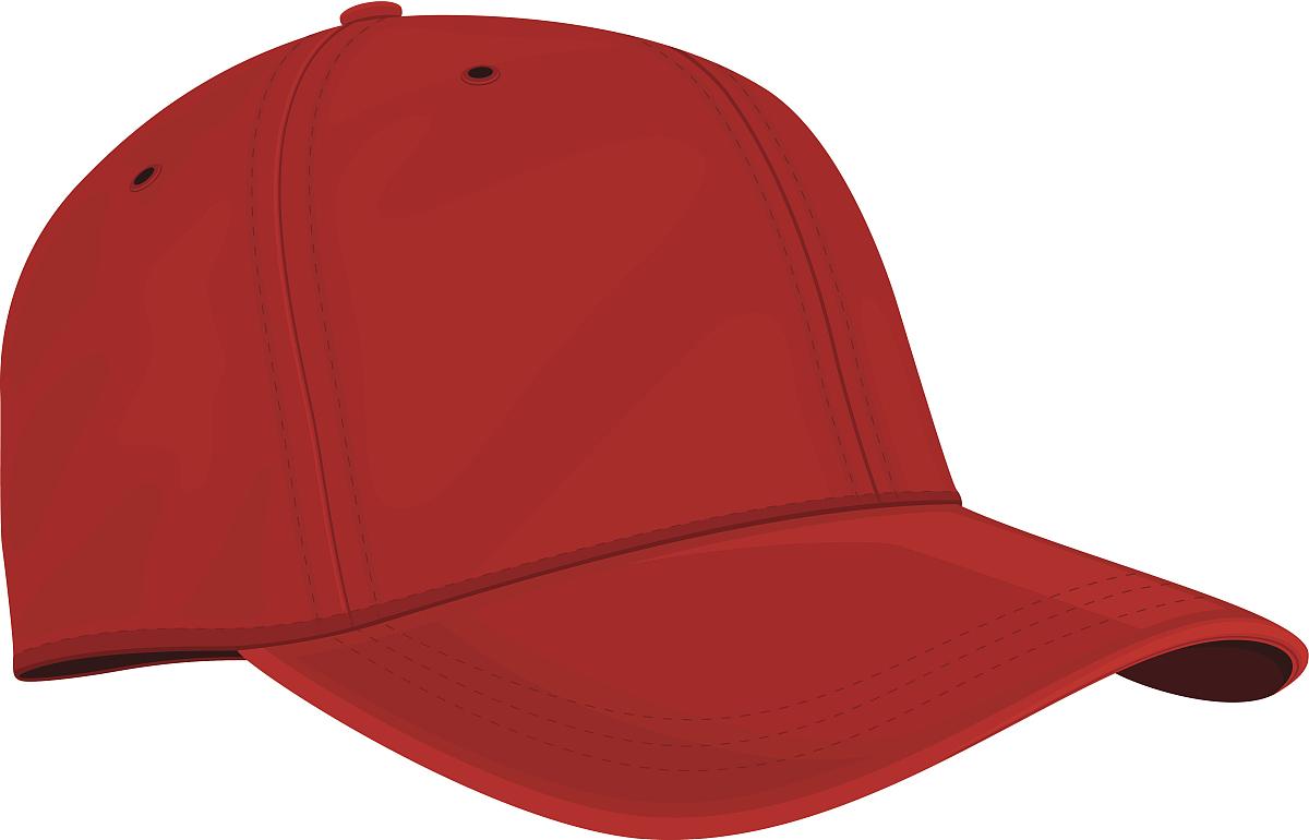 帽子_红色的帽子