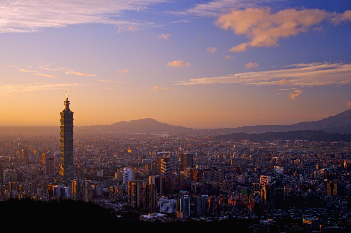 台湾,台北,101图片