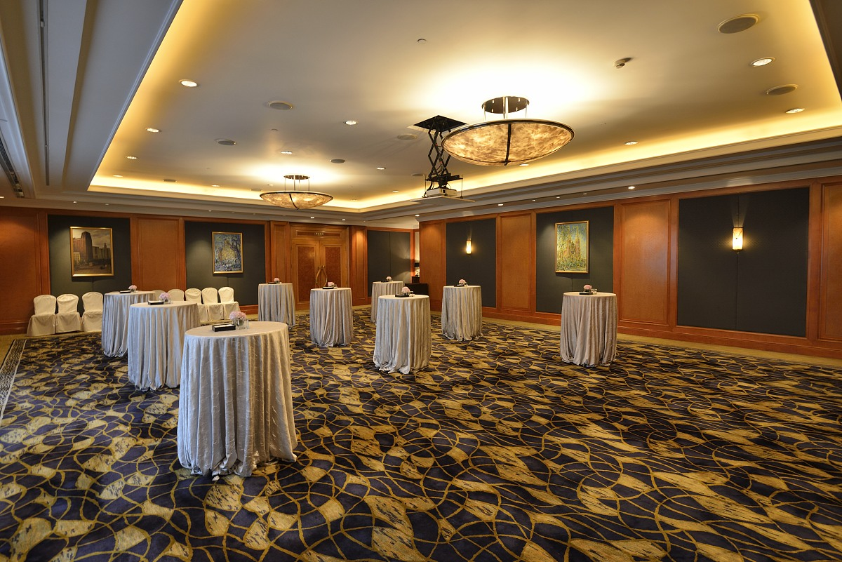 酒店多功能厅图片