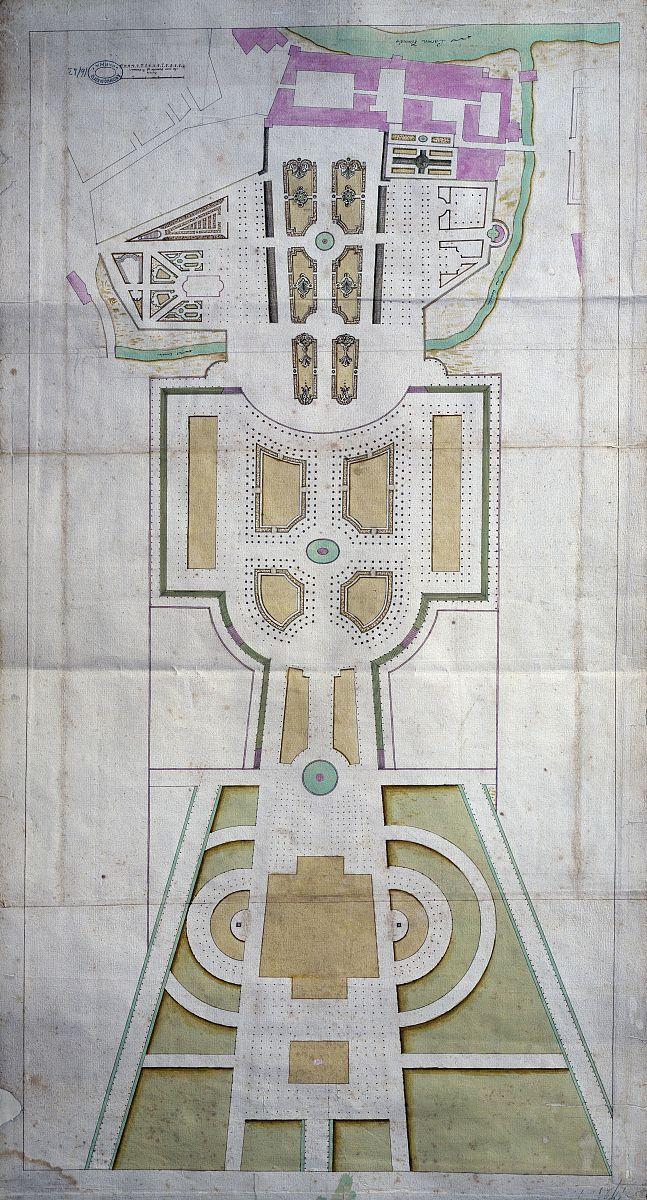 公园,历史,建筑,水平画幅,垂直画幅,宫殿,设计,地图,意大利,计划书图片