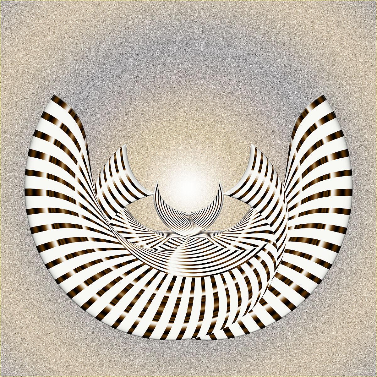 曲面造型创意抽象设计图片
