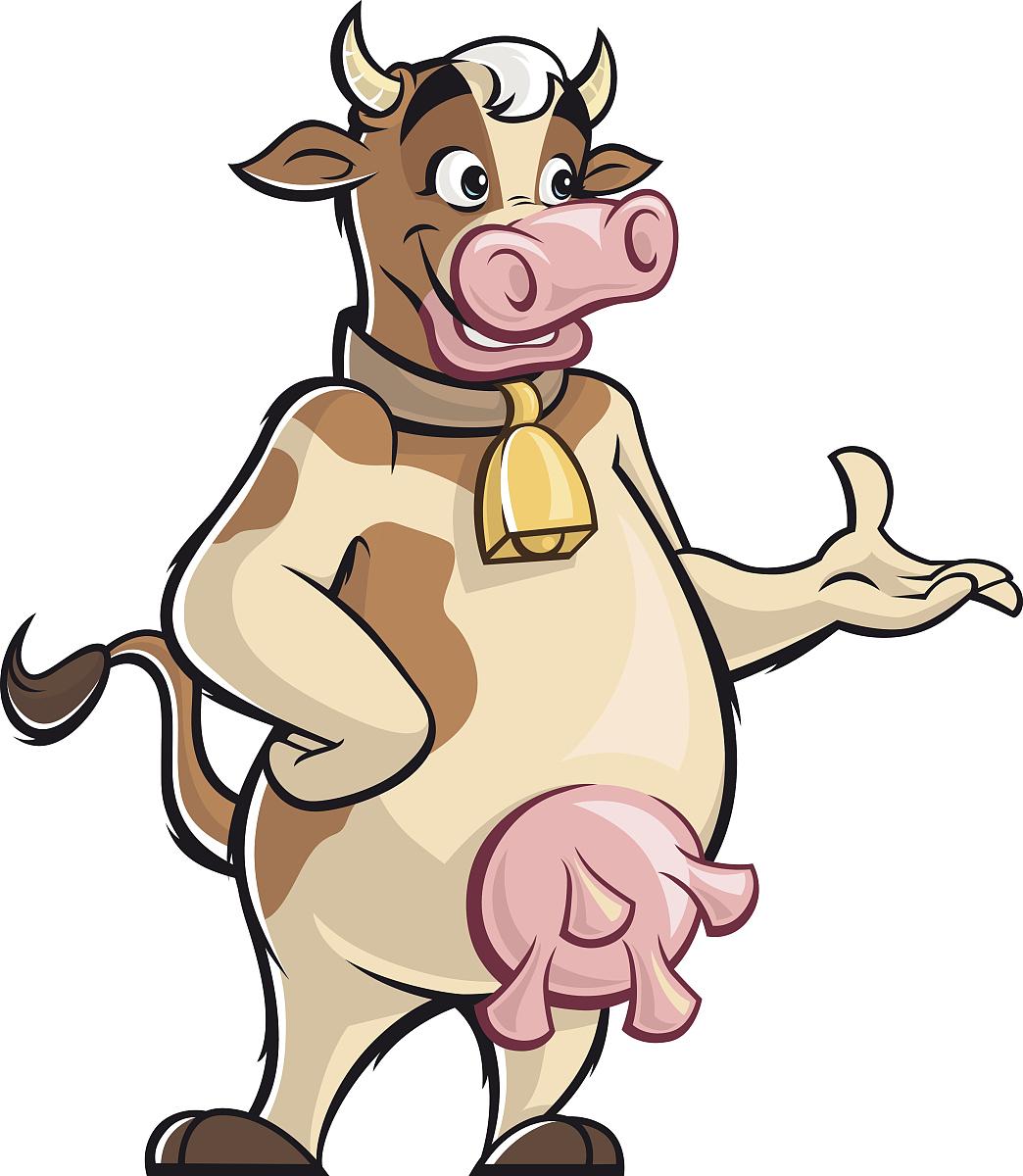 简单背景,站,哺乳纲,牛,动物,农场,农舍,出示,母牛,2015年,吉祥物图片