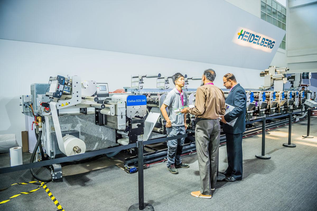 印刷机囹�a_黑龙江肇州县不干胶印刷机市场开拓