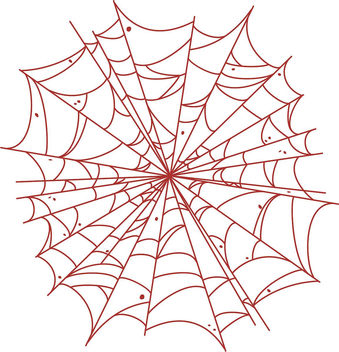 蜘蛛网纹身图片大全展示图片