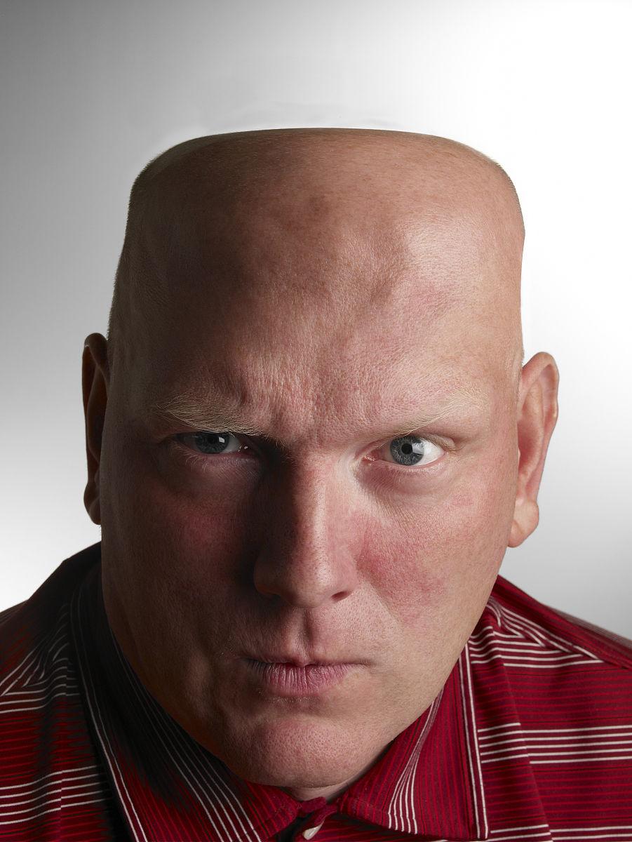 中年男人平头发型图片大全展示图片