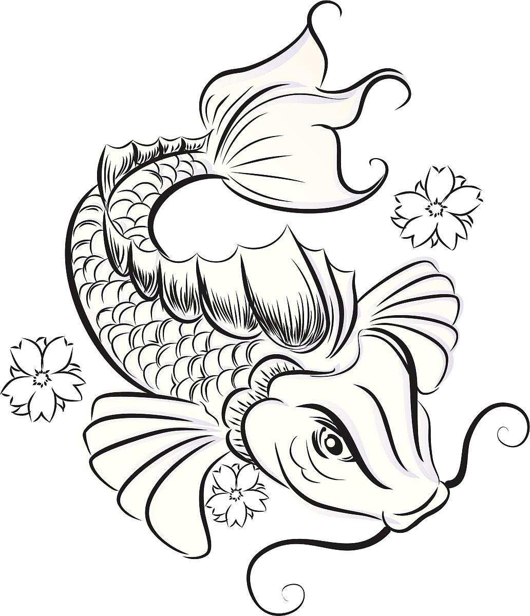 水彩画颜料,东亚文化,背景分离,美术工艺,简单背景,部落艺术,纹身图片图片