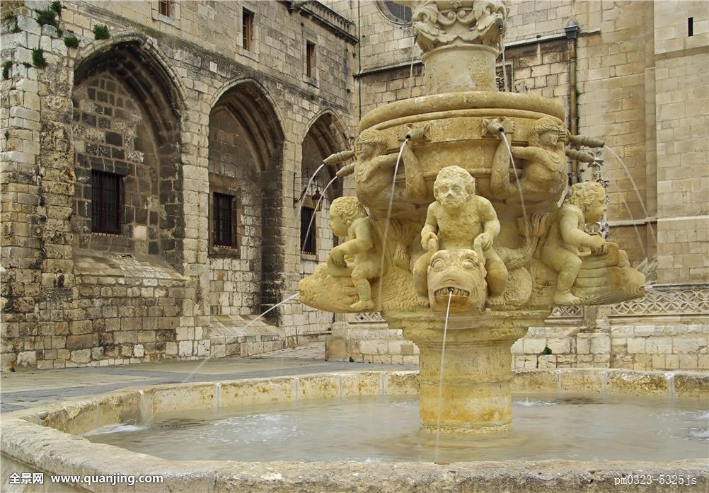 教堂,大教堂,欧洲,西班牙,哥特式,塔,旅行,历史,城市,城镇,石头,假图片
