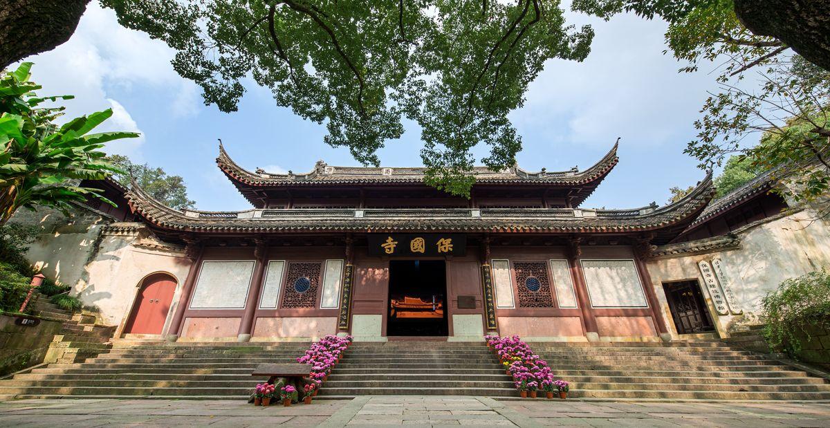 古建筑博物馆,文化古迹,baoguo,temple,中式建筑,木结构建筑,古建筑群图片