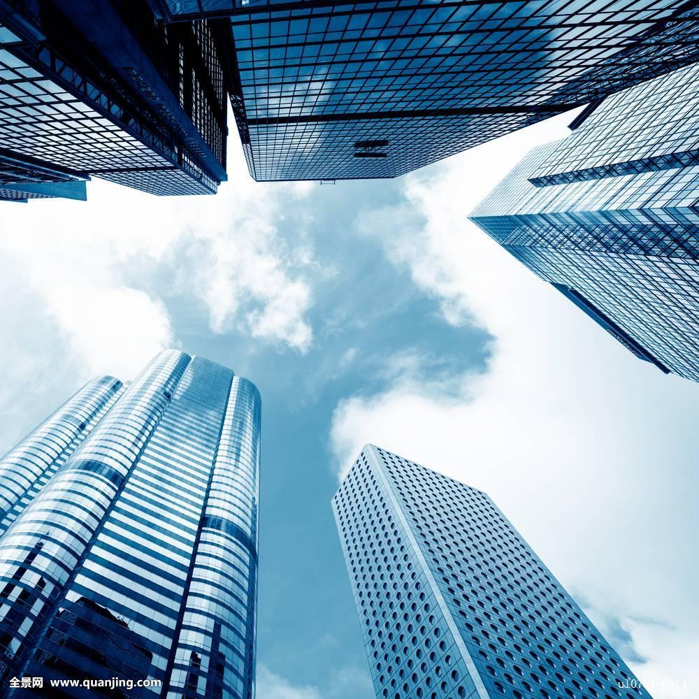 商业资讯_抽象,公寓,建筑,区域,银行,黑色,蓝色,商务,中心,城市,商业,角,公司
