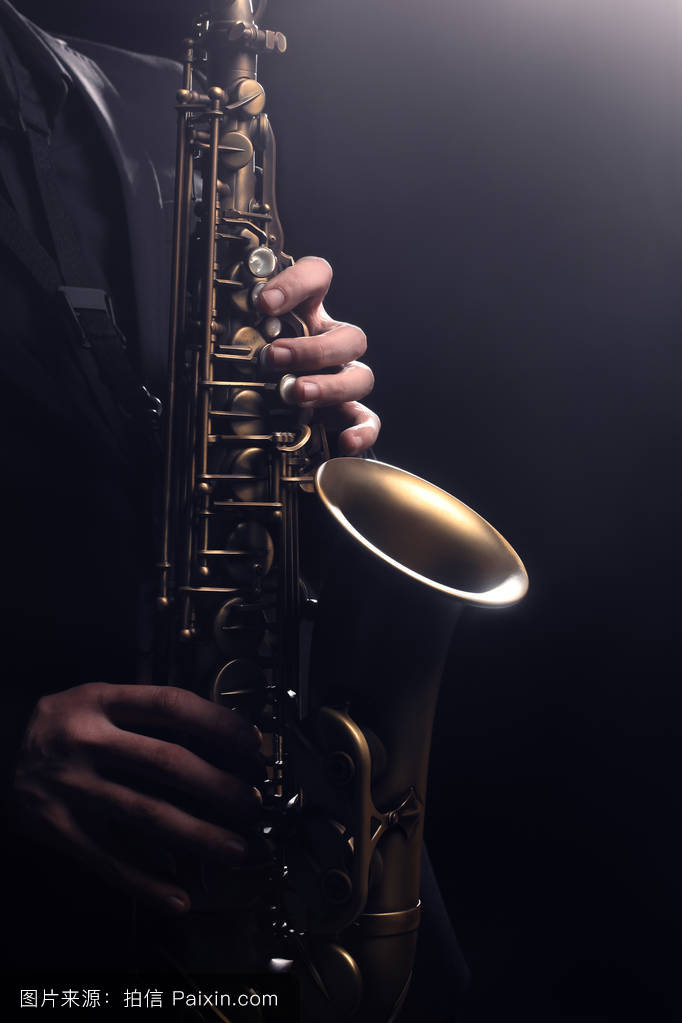 爵士乐,男性的,乐队,萨克斯,表演者,男高音,背景,专业的,阿尔托,玩图片