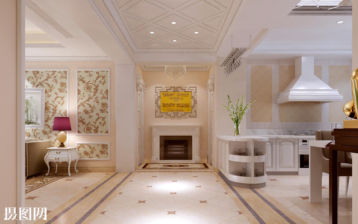 室内设计,环艺设计,简欧,家装效果图,3dmax效果图,,效果图,客厅效果图片