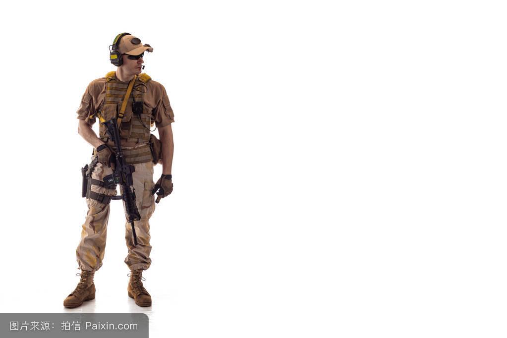 代理人,佣兵,伪装,水,准备就绪,保护,鬼鬼祟祟的,战争,白色,黑色,手枪图片