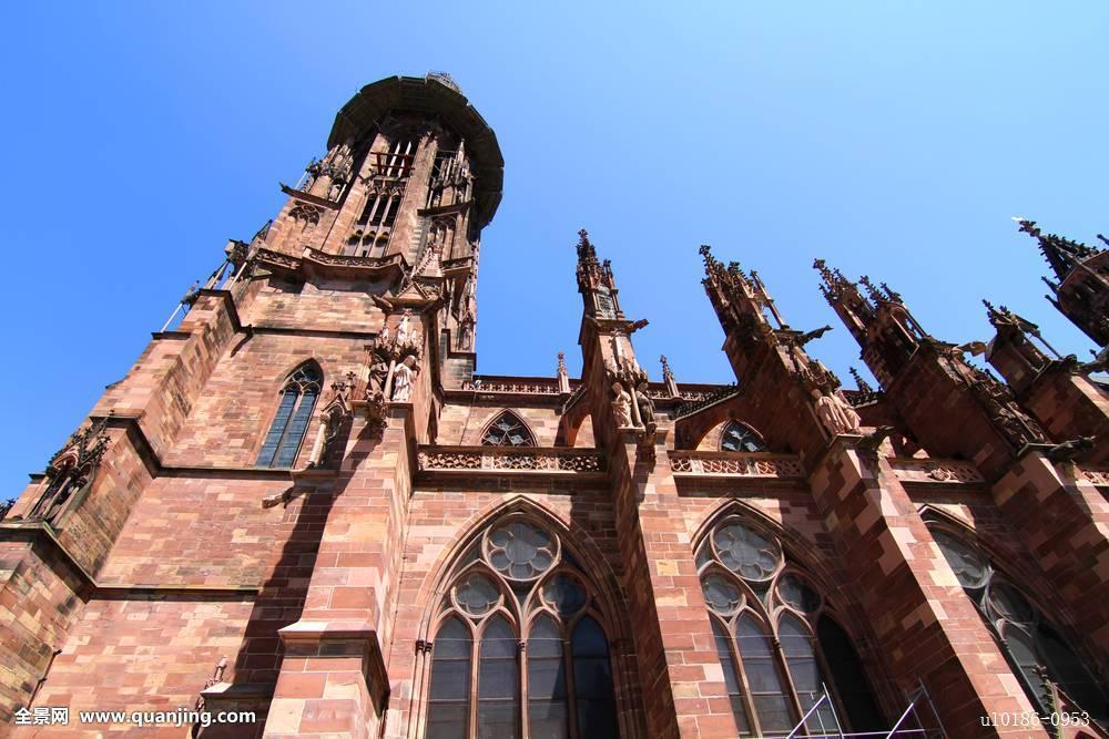 布赖施高,德国,欧洲,南,大教堂,建筑,地标,教堂,古老,老式,宗教,圆顶图片