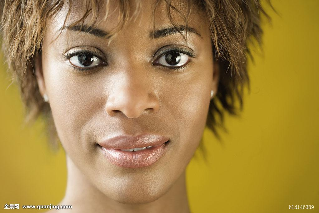 黑人的短发发型分享展示图片