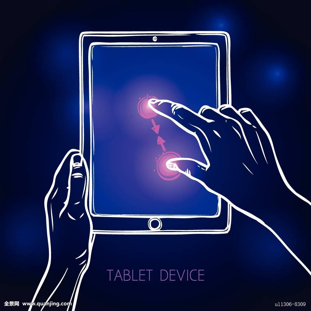 接触,手指,按,指示,鼠标,光标,白色,按键,指纹,推,网站,商务,水龙头图片