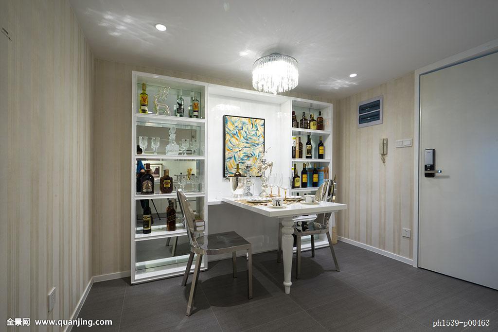 浪漫,家务,亲密,安逸,财富,客厅,起居室,软装,餐厅,酒柜,欧式,简欧图片