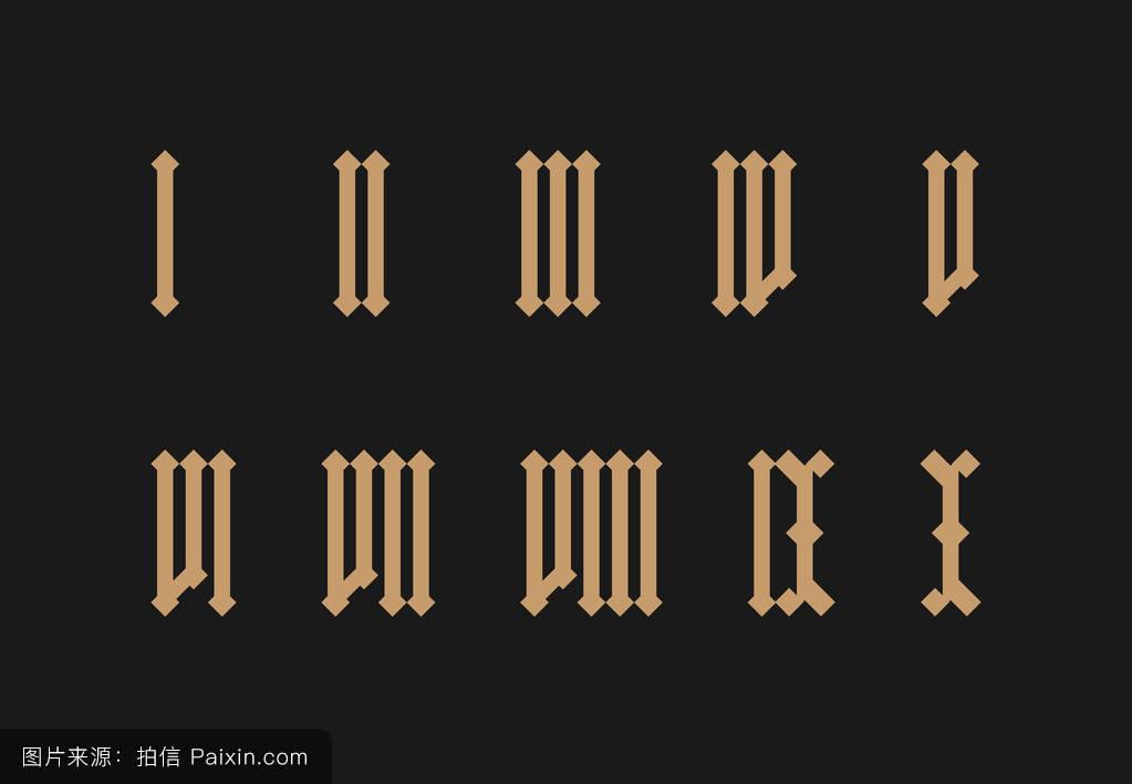 奢侈,本,数字,分离,古老的,细节,机械的,科学,设置,机器,古代的,摘要