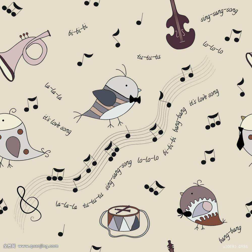 爵士乐,音符,艺术,大提琴,和弦,音乐,声音,图像,米色,咖啡,华丽,小图片