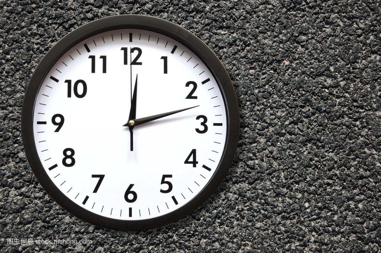 时间_空白背景,座钟,黑色,观看,时间,宇宙,迟到,手表,时机,黑,时期,空间