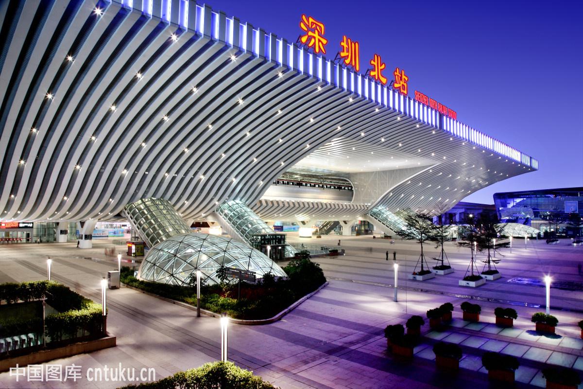 离深圳北站最近的景点图片