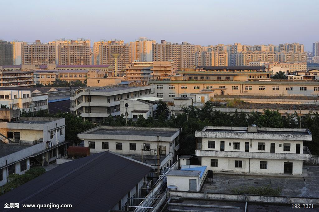 鸟瞰,俯视,俯拍,东方,东亚,亚洲,中国,广东,东莞,汽车广告背景图,市区图片