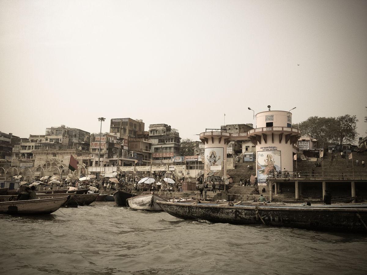 旧照�_印度圣河