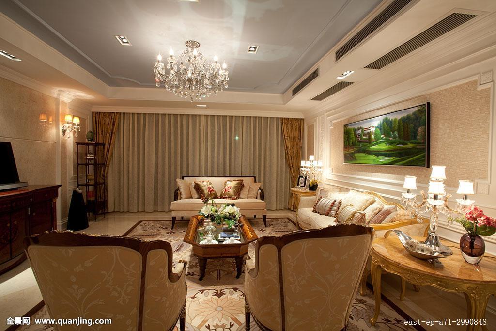 水平构图,客厅,时尚,整洁,彩色图片,装饰,装修,摄影,无人,式样,住宅房图片