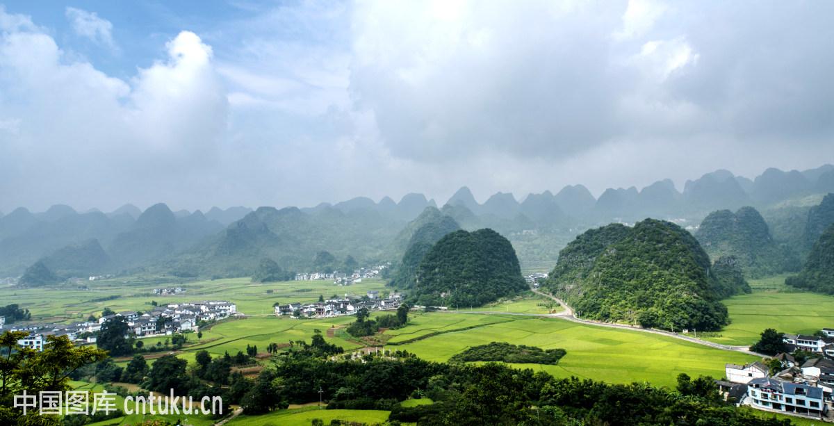贵州省兴义万峰林图片