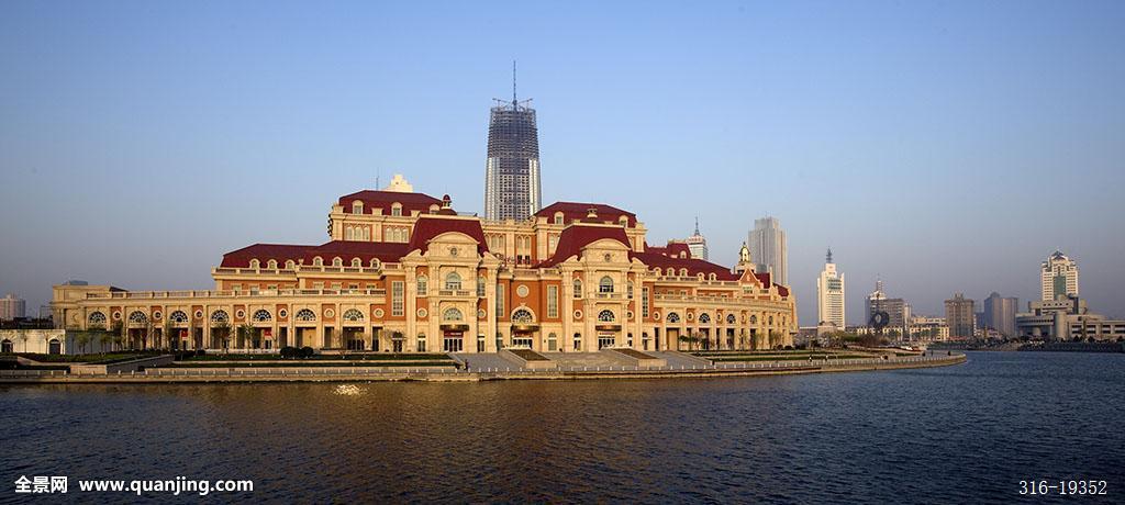 天津���g�ce�i)�/%��z(_天津,海河,津湾广场,商务区,天津市,和平区,金湾广场