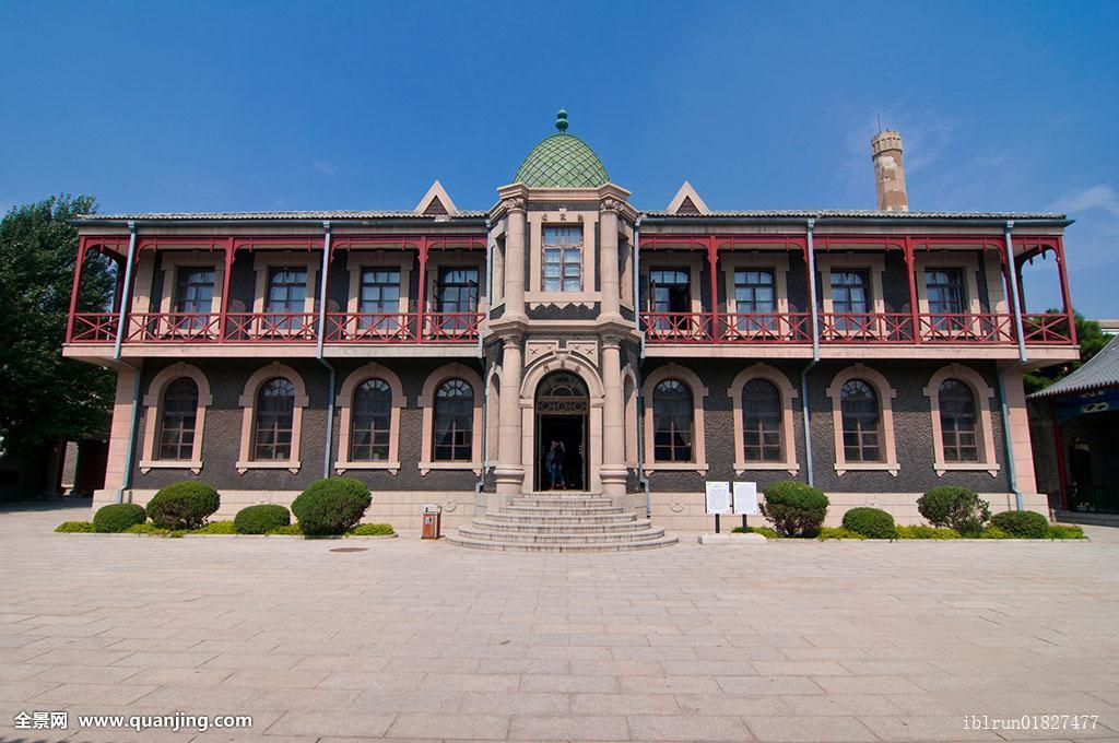 建筑,宫殿,帝王,溥仪,博物馆,皇家,长春,吉林图片