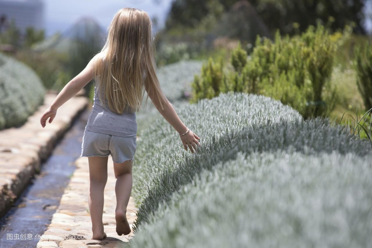 小孩,彩色图片,儿童,长头发,自然,白种人,赤脚,稚子,开普顿,小孩子图片