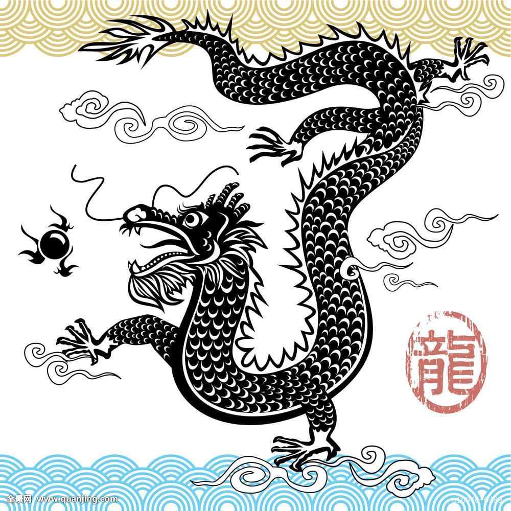 插画,隔绝,传说,标识,神话,图案,繁荣,鳞状,黄道宫形,剪影,纹身,传统图片