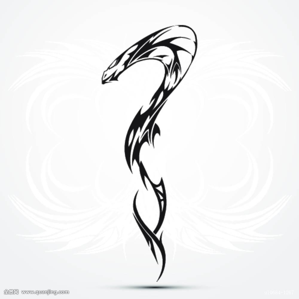 蛇,纹身图片