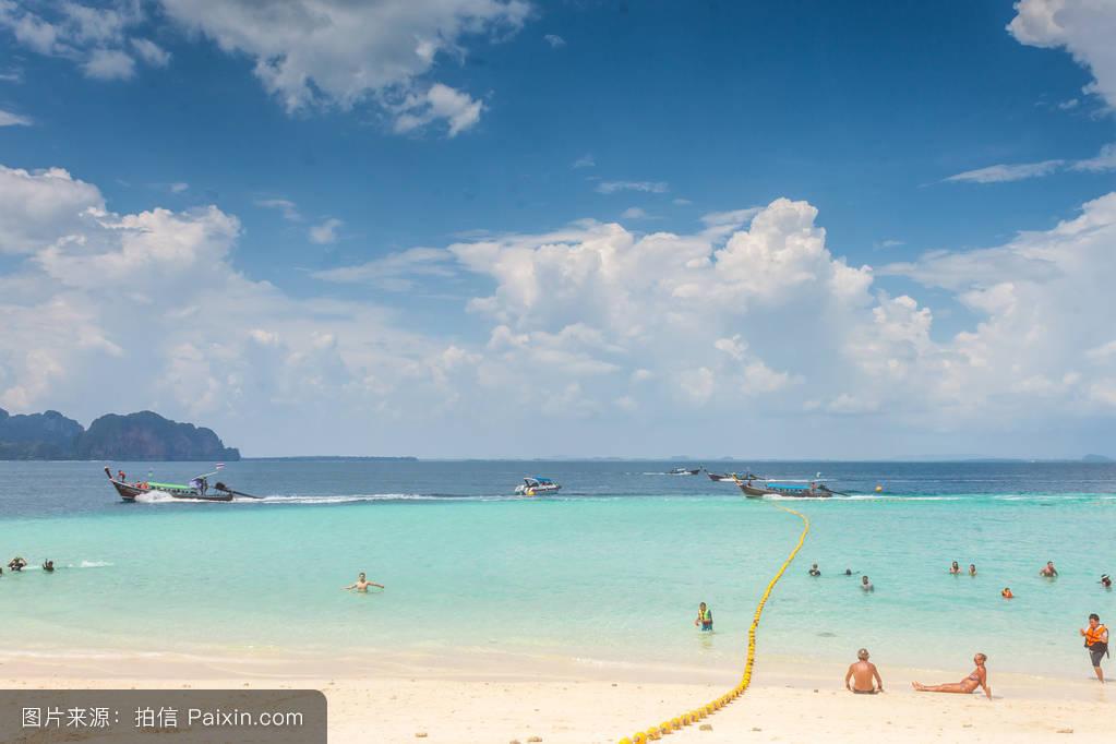http://tup.66vod.net:888/2015/0974.jpg_甲米泰国甲米:甲米泰国24 / 04 / 2017在甲米泰国地方tup岛海滩海景