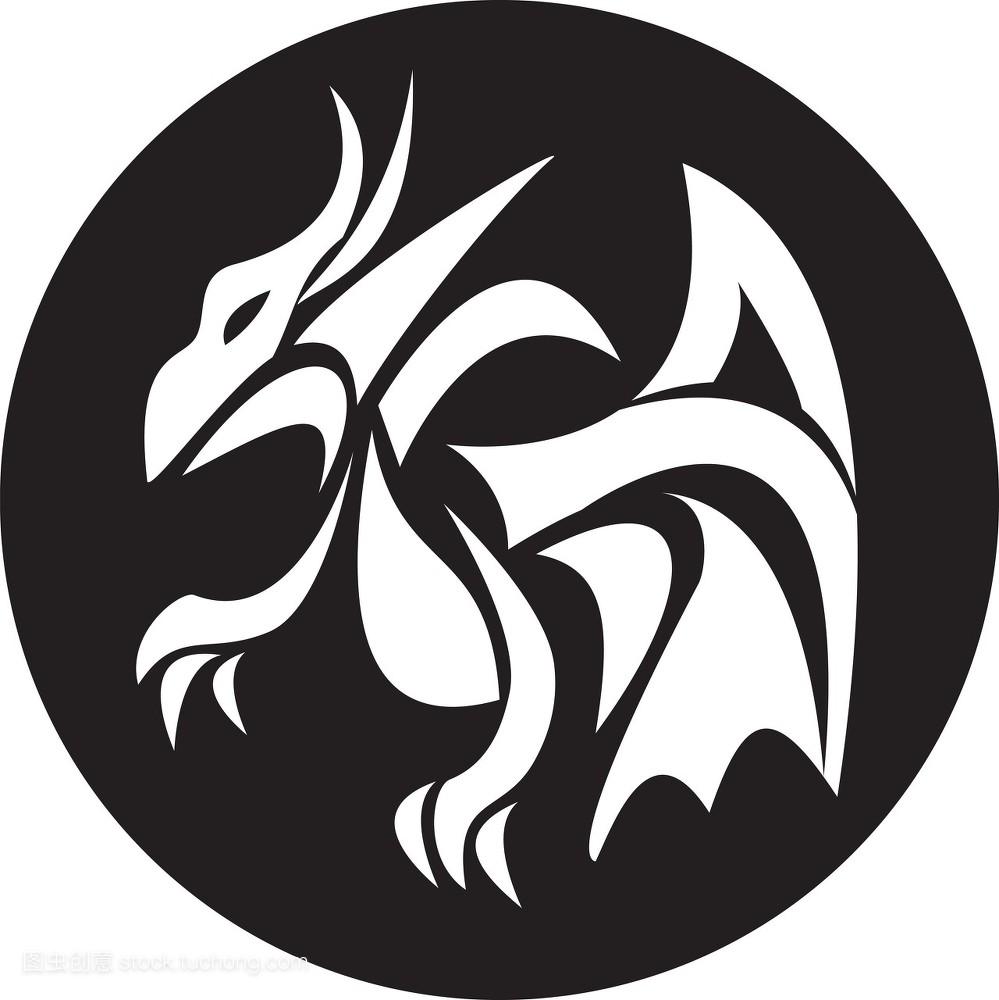 魔法,标志,权势,纹身,力量,强,象征,权力,图腾,象征性,传统,部落,神话图片