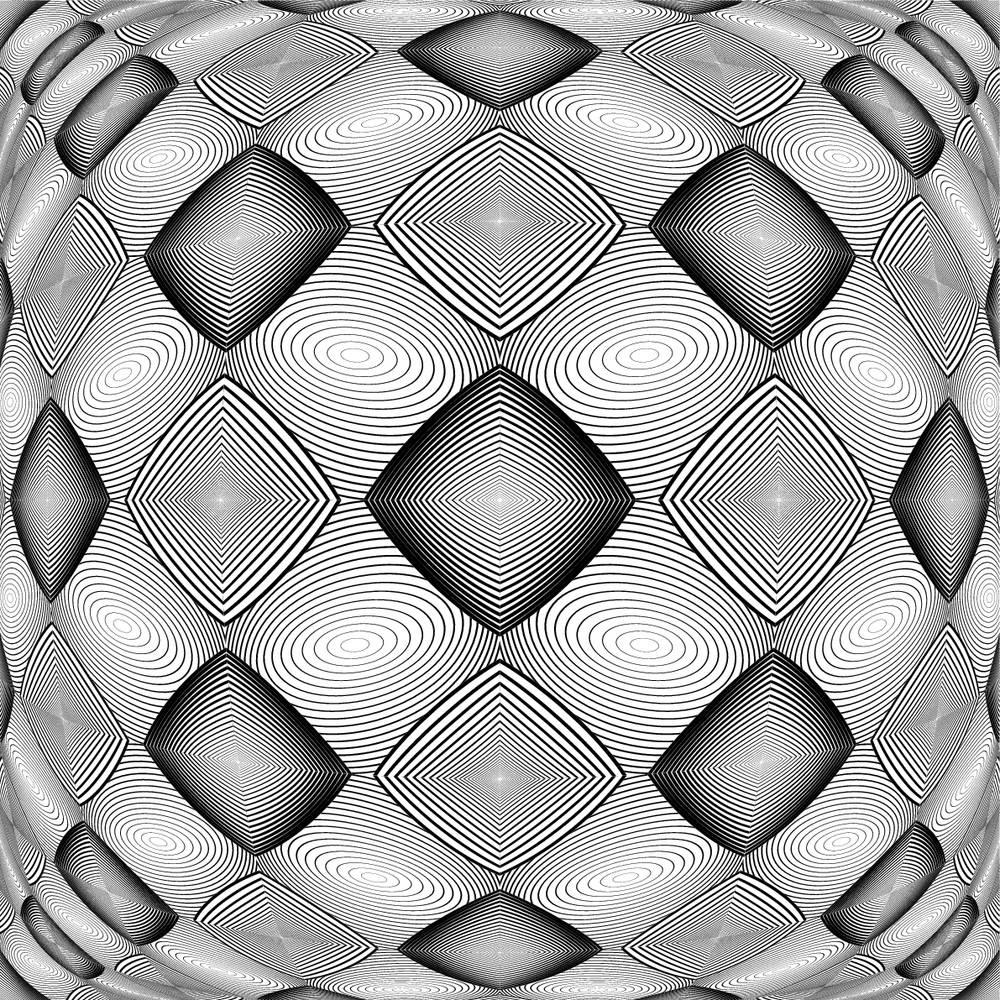设计,弯曲,单色调,几何,图案图片