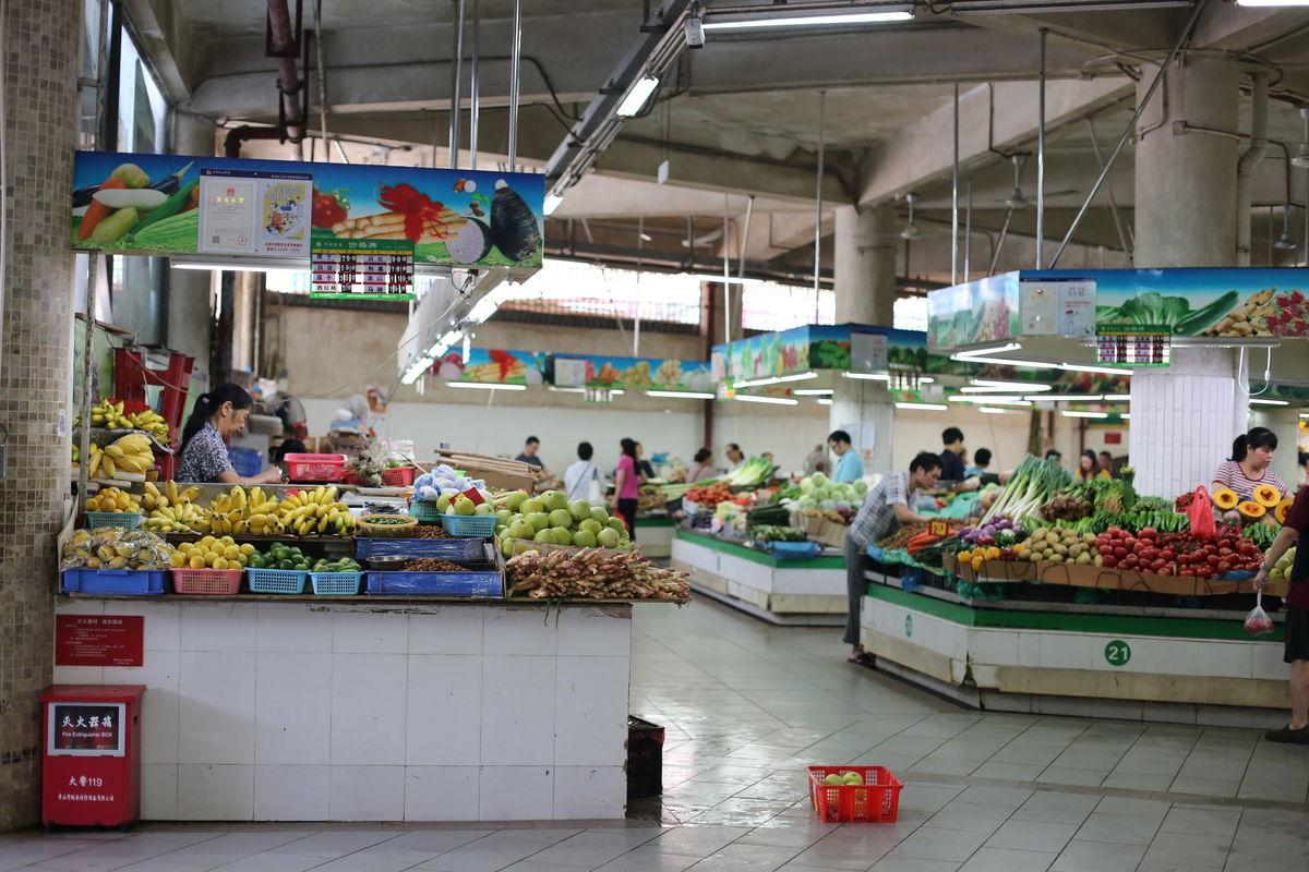 农贸综合市场_对开发区放心农贸市场创建单位——下沙农副产品综合市场创建准备工作