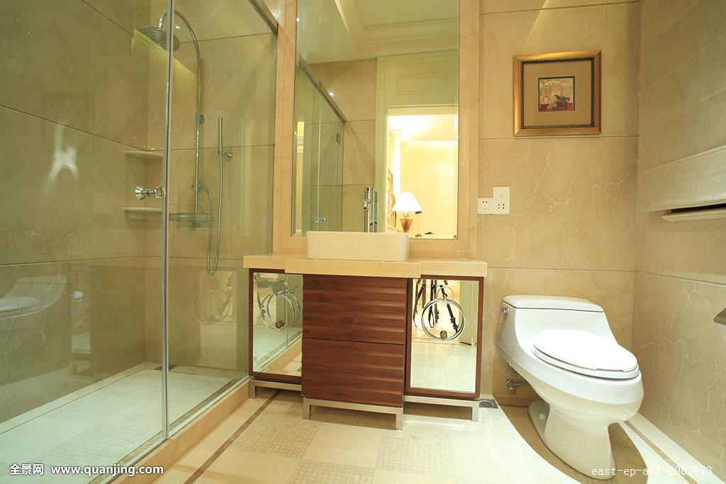 整洁,彩色图片,装饰,洗手台,门,装修,摄影,浴室,无人,式样,住宅房间图片