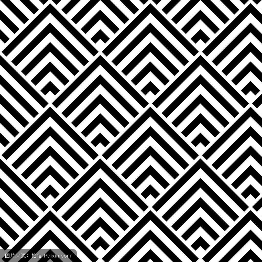 抽象的几何图案图片