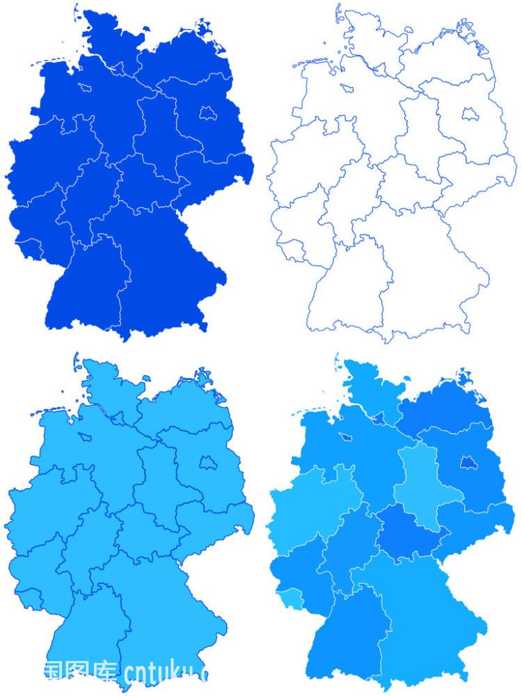 阿泊斯大力神,德国,地图,教育,陆地,欧洲,设计,矢量图,艺术,杂色的图片