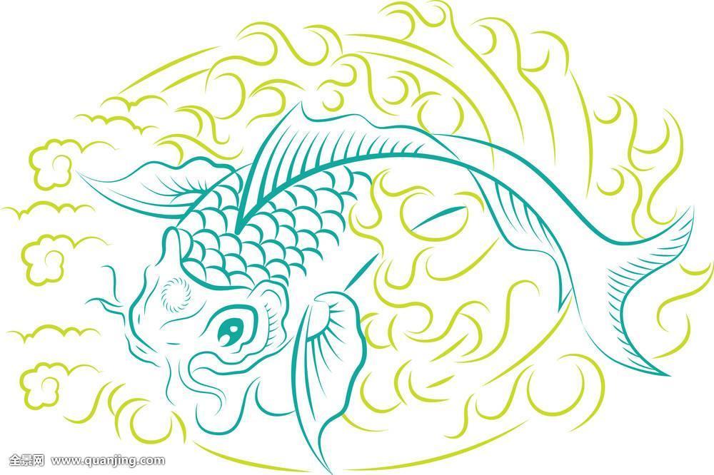 日本,亚洲,佛教,热带,文化,道教,青绿色,蓝色,绿色,水塘,华丽,创意图片